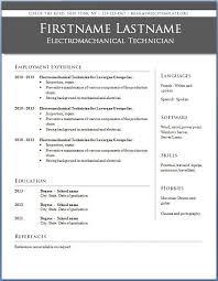 resume templates microsoft word document sle resume document word doc template download free templates