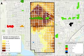Denver Neighborhoods Map How Historic Streetcars Made The Denver Of Today More Walkable