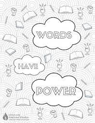 Free Downloads Advocacy Legislation Issues Books Coloring Page