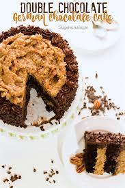 double chocolate german chocolate cake recipe