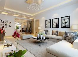 Simple Living Room Wall Decor Ideas On Home Decoration For - Interesting home decor ideas
