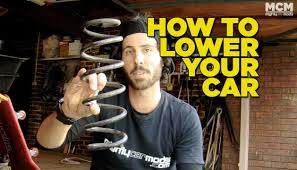 nissan altima 2005 lowering springs how to install lowered springs youtube