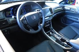 honda accord ex l review car review 2017 honda accord hybrid ex l review