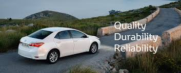 toyota slogan toyota global site quality durability reliability