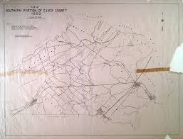 Colorado Map Of Counties by Historical Essex County New Jersey Maps
