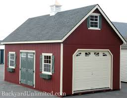 Overhead Door Fargo Garages Large Storage Single Car Garages Backyard Unlimited