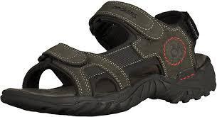 dockers for boys dockers men u0027s open toe sandals grey charcoal