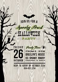 Halloween Templates Printable by Free Printable Halloween Invitations U2013 Festival Collections