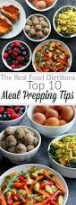 top 10 meal prepping tips meal prep series the real food