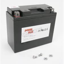 power max maintenance free battery gt12b4 motorcycle dennis