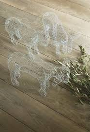 Garden Art To Make - 16 best sheep images on pinterest sheep wire sculptures and wire