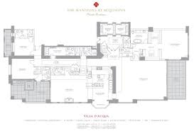 Floor Plans Mansions by Mansions At Acqualina Sunny Isles Condo One Sotheby U0027s