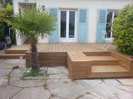 amenagement terrasse paris design terrasse jardin sur le toit bordeaux 3213 terrasse