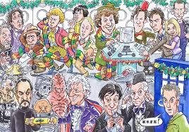 christmas cards david lewis cartoons