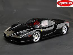 black enzo kyosho 1 12 enzo black 500 pieces limited edition 08606bk 7 gif