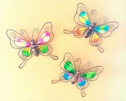 butterfly wall art for outdoors wallartideas info