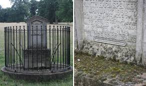 princess diana gravesite shocking state of princess diana s island grave on the 18th
