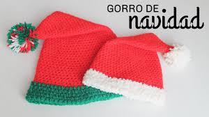 bufandas mis tejidos tejer en navidad manualidades navidenas bufanda gorro de navidad a crochet how to crochet a santa hat youtube