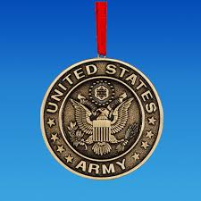 patriotic u s armed services christmas ornaments