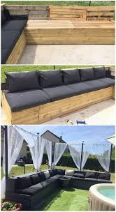 genius ideas for reusing old wooden pallets pallet wood projects
