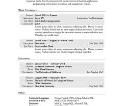 Resume Examples For Graduate Students by Extravagant Resume Examples For Students 14 Best 25 Student