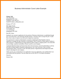 Format Business Letter by 6 Example Of A Business Letter Billing Clerk Resume