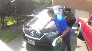 watercar gator how to clean a car without water