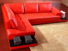 Orange Leather Sectional Sofa Sectional Sofas For Living Room Ultimate Home Ideas