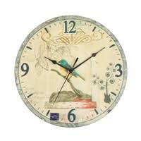 cheap shabby chic wall clocks free shipping shabby chic wall