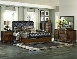 Bedroom Ideas With A Sleigh Bed Homelegance Brompton Lane Sleigh Customizable Bedroom Set