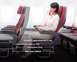 Most Comfortable Airlines The Top 10 Economy Class Airline Seats Skytrax