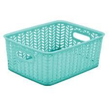 Decorative Baskets Bins & Boxes