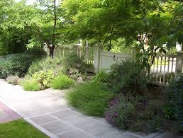 small rock garden ideas backyard landscaping in arid areas desert