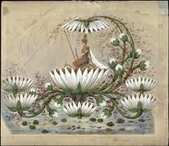 vintage mardi gras tulane exhibit showcases new orleans mardi gras artwork nola