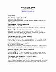sle resume for bartender position available immediately through iquote bartender resume objective therpgmovie