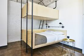 Bunk Beds Chicago Grupo Habita Launches Two Hotels In Chicago Chicago Bunk