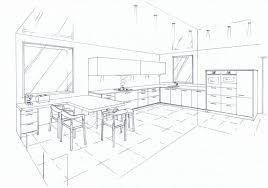 projet cuisine 3d empreinte d interieur collection leicht cuisines