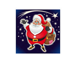 santa claus vector pack various santa characters christmas