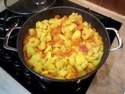cuisiner indien le curry de légumes une recette facile