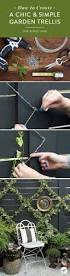 freestanding trellis ideas perfect for your garden trellis ideas