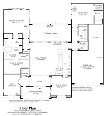 regency at summerlin pinnacle collection the marlette nv floor plan floor plan