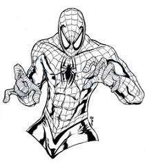 spider man tattoo drawings coloring pages spider man tattoo