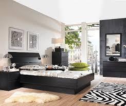 Black Wooden Bed Frames Simple Black Wooden Bed