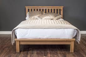 Manhattan Bedroom Furniture by Honey B Manhattan Oak Bedframe Tj Warehouse Direct