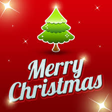 free merry christmas text effect 2014 a graphic world