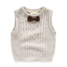 popular baby boy knitted vest buy cheap baby boy knitted vest lots