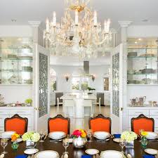 Chandeliers That Are Dining Room StatementMakers HGTVs - Crystal chandelier dining room