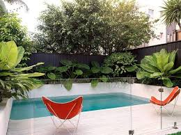 Backyard Swimming Pools by Best 25 Plunge Pool Ideas On Pinterest Small Pools Spool Pool
