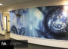 case study althea impact visual arts art package surf art ocean art california office art modern office