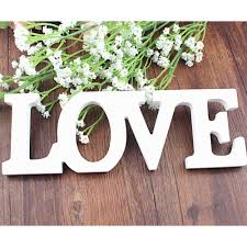 aliexpress com buy love letters for wedding decoration high